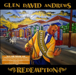 glen david andrews - redemption