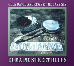Dumaine Street Blues - cover art