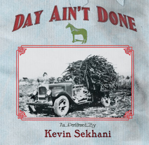 Day Ain't Done Album Cover